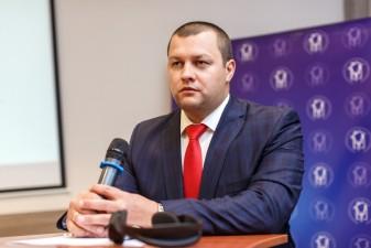 Інтерв'ю Сергія Комнатного інформаційній аґенції