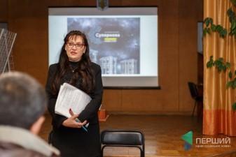 Презентація Державної програми «Доступне житло» для переселенців зі сходу України і учасників АТО